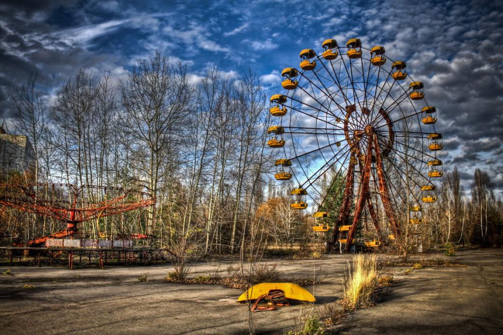 Pripyat Amusement Park