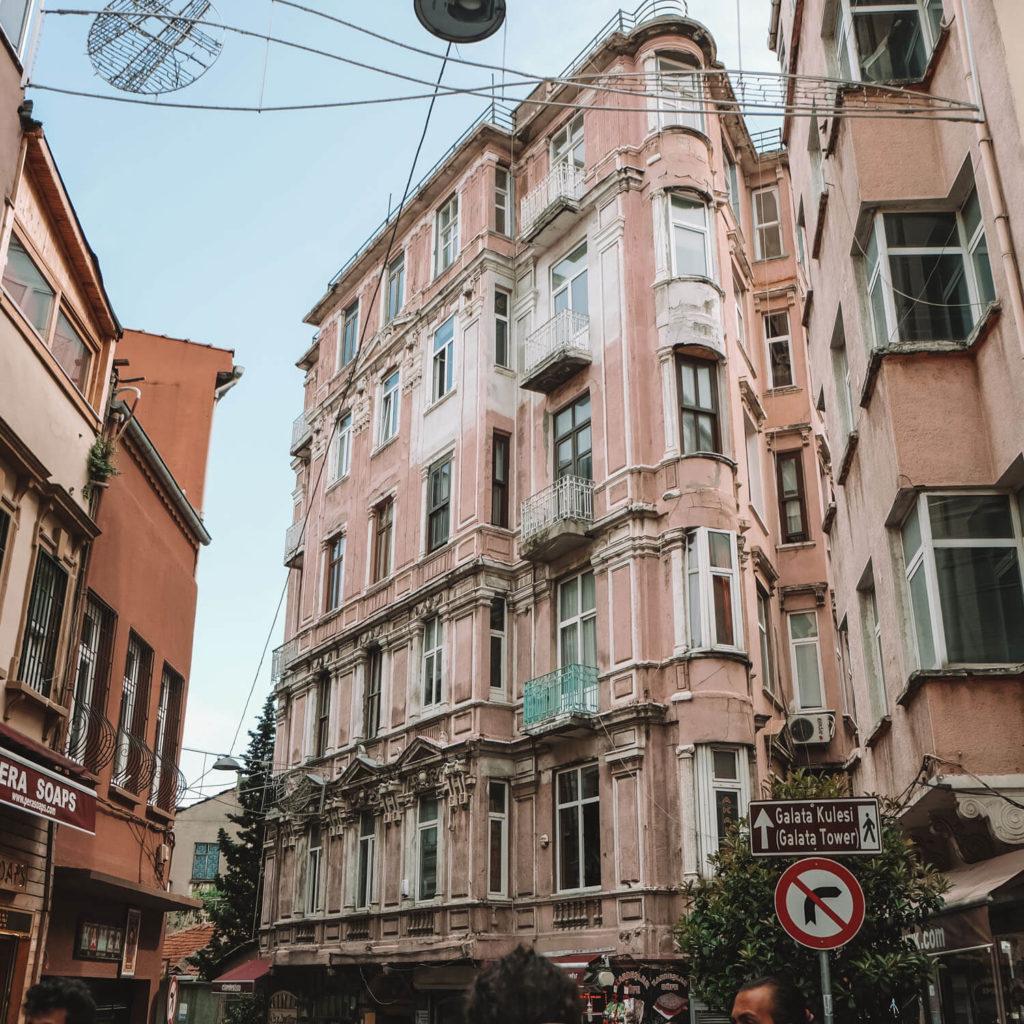istanbul accommodation